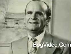 Божьи генералы — Уильям Бренхам