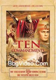 Десять заповедей — The Ten Commandments