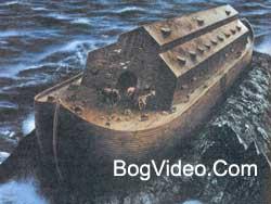 Ноев ковчег найден