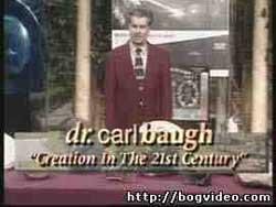 Является ли сотворение научно обоснованным - Карл Бо