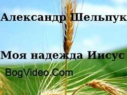 Александр Шельпук. Альбом mp3: Моя надежда Иисус