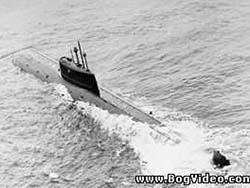 Свидетельство о спасении с потопающей подводной лодке