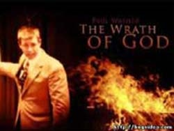 Paul Washer — Wrath of God. (ролик)