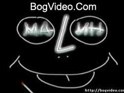 Малин з посмішкою