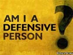 Defensive People Are Prideful
