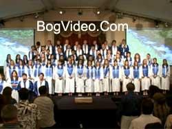 SMBS — Воспойте Господу новую песнь