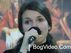 Оля Задаянчук — Да, это тайна для меня
