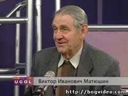 Виктор Матюшин — Планетарий — метод евангелизации