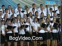 Волинський хор — Нас воскреси (Малин 2010)