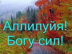 Людмила Вознярская — Аллилуйя Богу сил