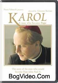 Кароль человек ставший Папой Римским