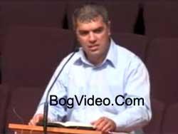 Свидетельство о Служении Агапе - Федорчук Александр
