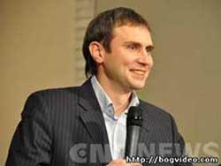 Сергей Шидловский — Конференция в Чикаго 9