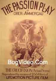 Жизнь и страсти Иисуса Христа 1902