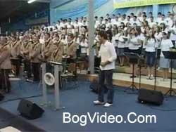 Малин 2011 — Я не соромлюсь слова про Христа
