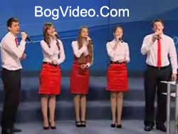 Вокальный ансамбль Альфы и Омега — Воспоем хвалу Господу