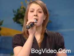 Евгения Скибина — Верю я в тебя Иисус