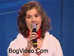 Яна Валивач — В небе ангелы поют