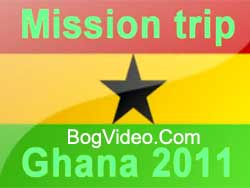 Служение Ровенской Духовной Семинарии в Гане Африка
