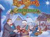 Красные сапожки на рождество. Red Boots for Christmas