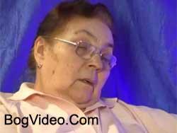 Ольга Матвіївна свідчення її життя