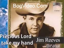 Jim Reeves — Take My Hand Karaoke