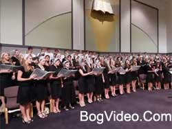Молодежный хор — Столб Огня