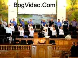 Ты с нами Бог (видео для глухонемых)
