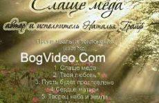 Наталья Грайф. Альбом mp3 Слаще мёда. 2008 год
