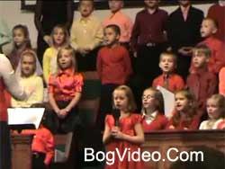 Ангелина, Детский хор — Только с Иисусом