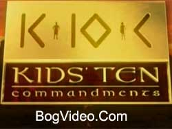 Десять заповедей для детей 4. Украденные сердца (2003)