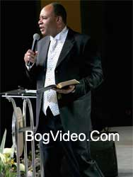 Об исцеляющей силе Иисуса Христа (О фестивале Иисуса - Кенжас, Конга) - Генри Мадава