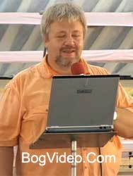 Сергей Винковский — Поговорим об Иисусе