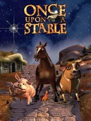 Однажды в хлеву / Once upon a stable