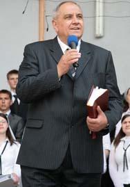 Три пункти з життя Господньої Церкви - Віктор Боришкевич