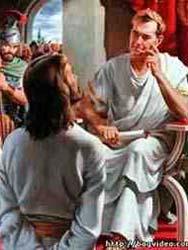 Ты, кесарь — властелин надменный…