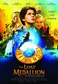 Пропавший медальон / The Lost Medallion