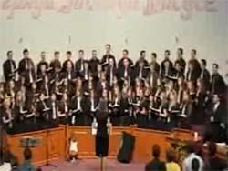 Ты с нами Бог (молодежный хор)