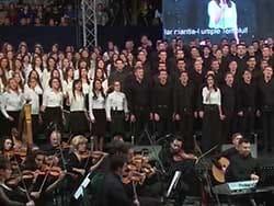 Corul si Orchestra Nationala BBSO — Glorie Mielului