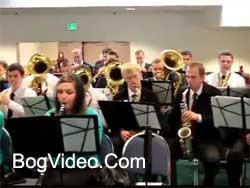 Праздник труб сводный духовой оркестр