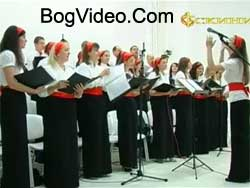 Прославление церкви Скиния — Дух Святой сошел