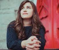 Alina Donica — В тени крыл Твоих