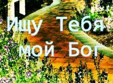 Татьяна Шмат. Альбом: Ищу Тебя мой Бог. 2001 год