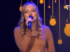Анна Рябенко — Боже, стою пред Тобой на коленях