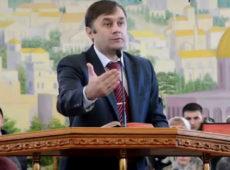 Життя та служіння Церкви - Василь Попудник
