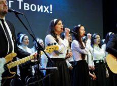 Прославление церкви Скиния — Завет Христа крови