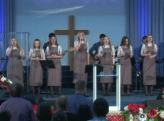 Церковь Спасение — Бог за нас в сражении