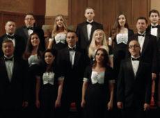 Камерный хор Оазиз — Умирая нас любил