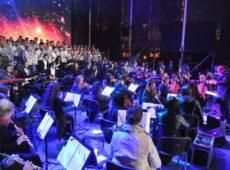 Gospel Symphony Orchestra — Великий Боже