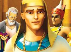 Суперкнига 202 — Иосиф и сны фараона